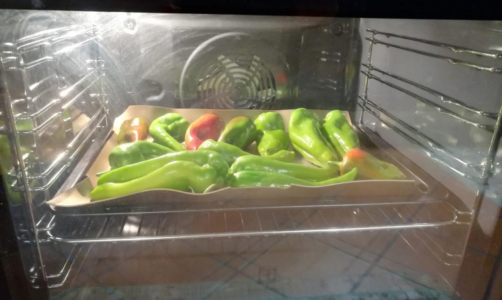 Pesto ai peperoni - Forno