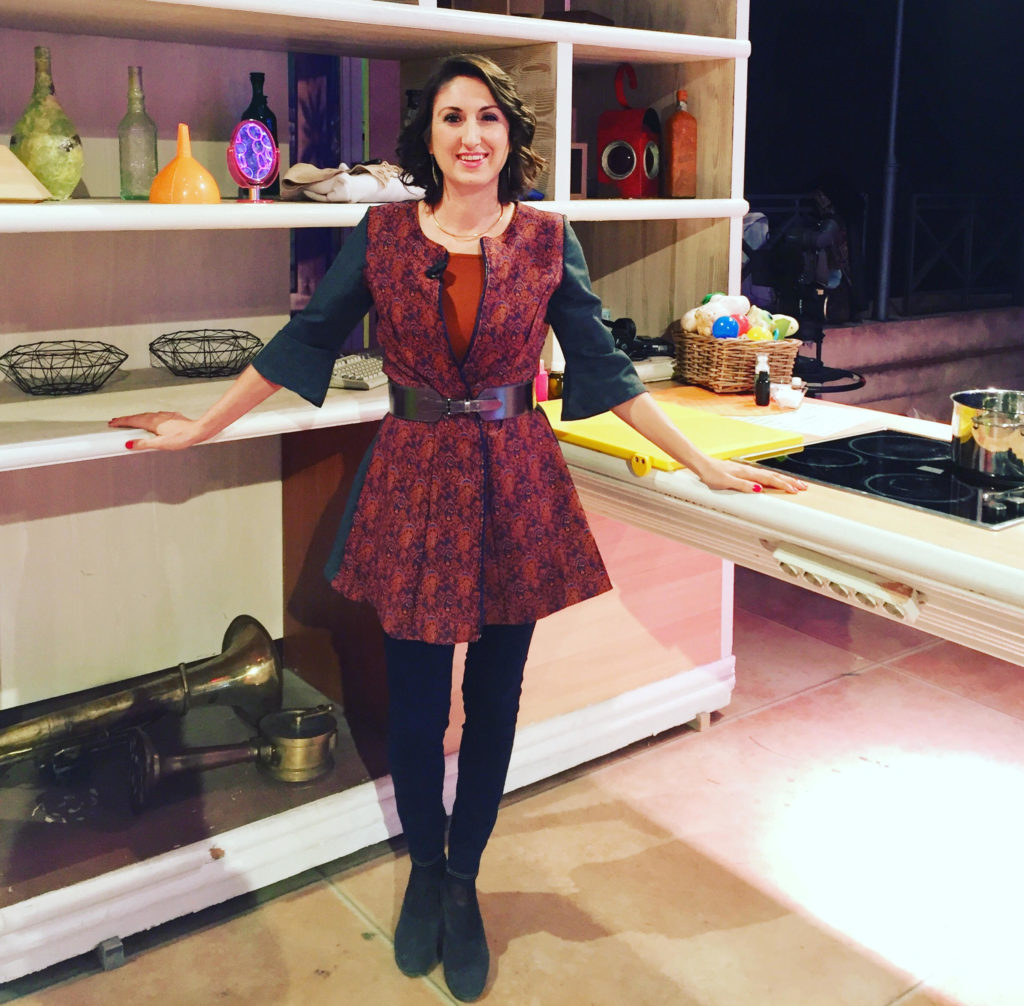 Lucia Cuffaro - Festival di Scirarindi - Cagliari