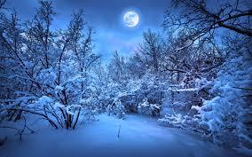 Solstizio d'Inverno 2018, Luna Fredda e Stelle cadenti