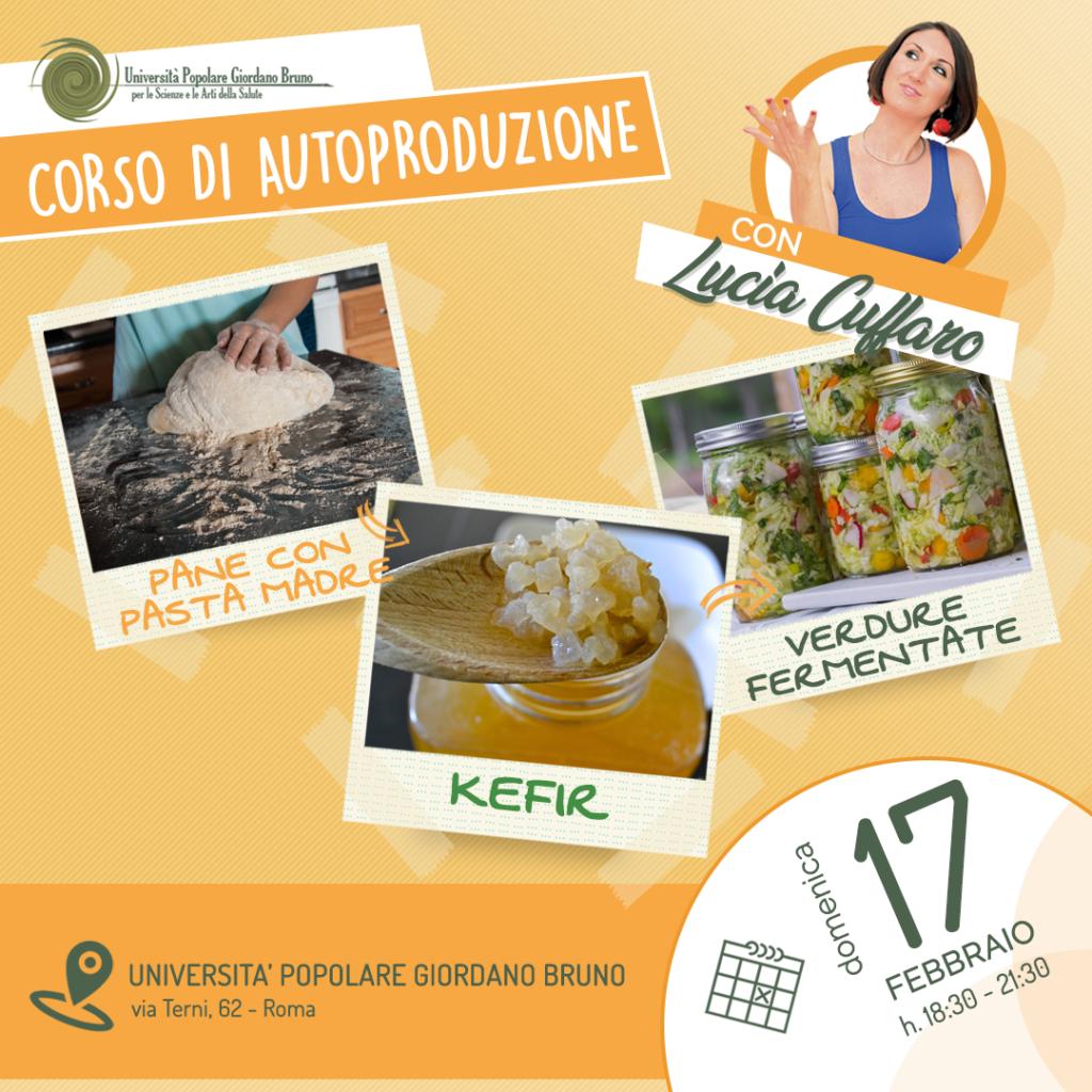 Corso Super Food - Lucia Cuffaro