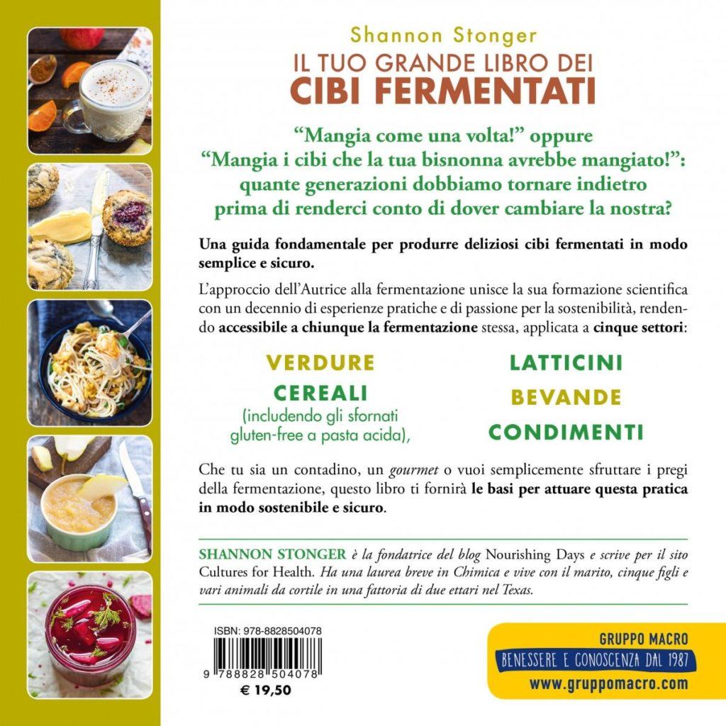 Il tuo grande libro dei cibi fermentati - Quarta