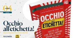 Festa libro Occhio all'Etichetta! - Cuffaro & Tioli - Na cosetta a Roma