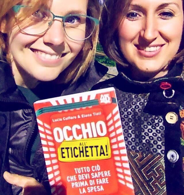 Lucia Cuffaro - Elena Tioli - Occhio all'Etichetta