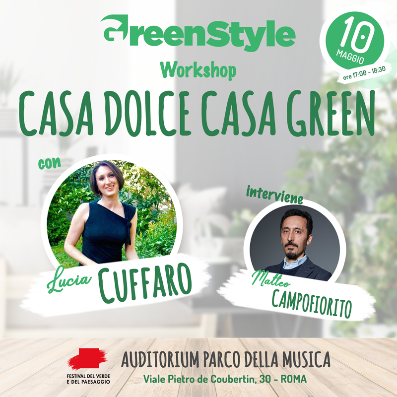Workshop casa green