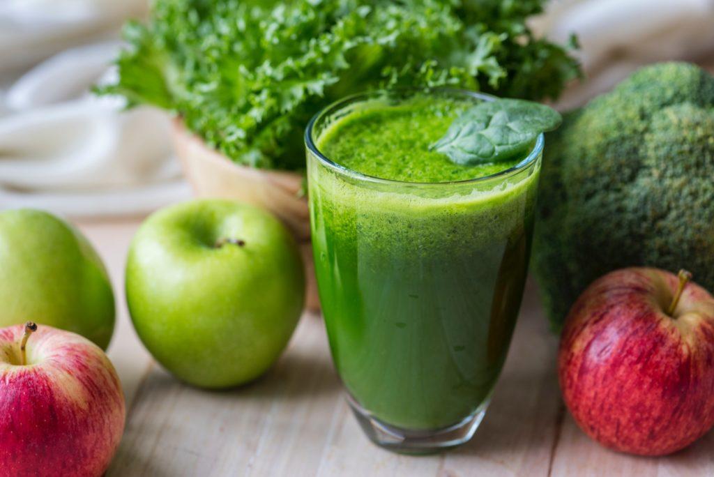 frullati frutta e verdura