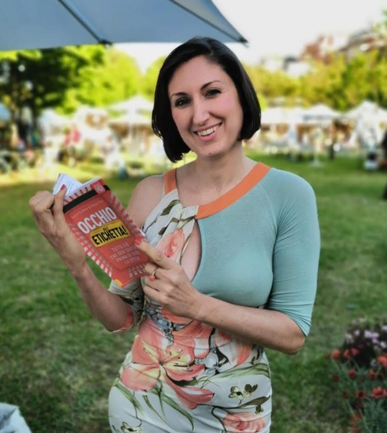 Lucia Cuffaro - Occhio all'Etichetta