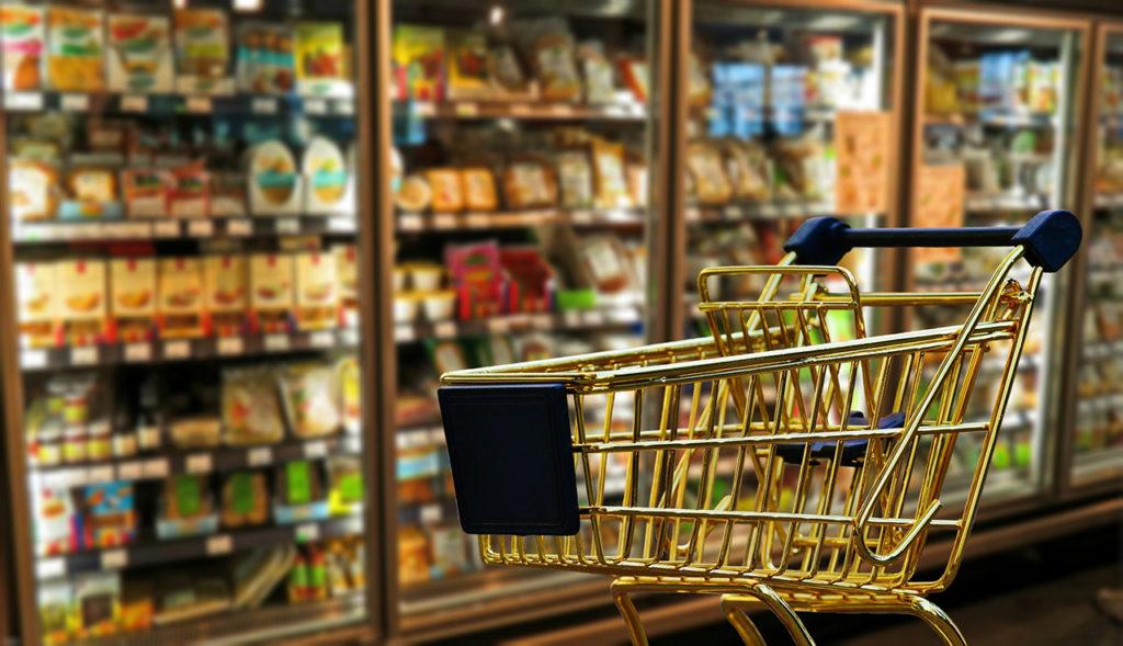 Supermercato - Favola di Lucia Cuffaro