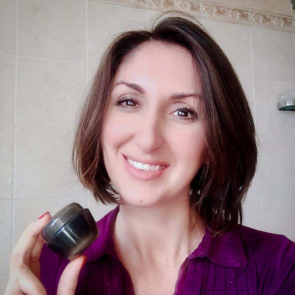 Lucia Cuffaro - Cosmesi naturale viso fai da te