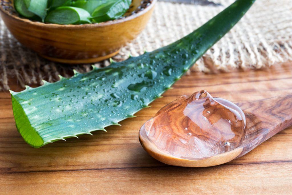 Lozione corpo purificante - Gel d'Aloe vera