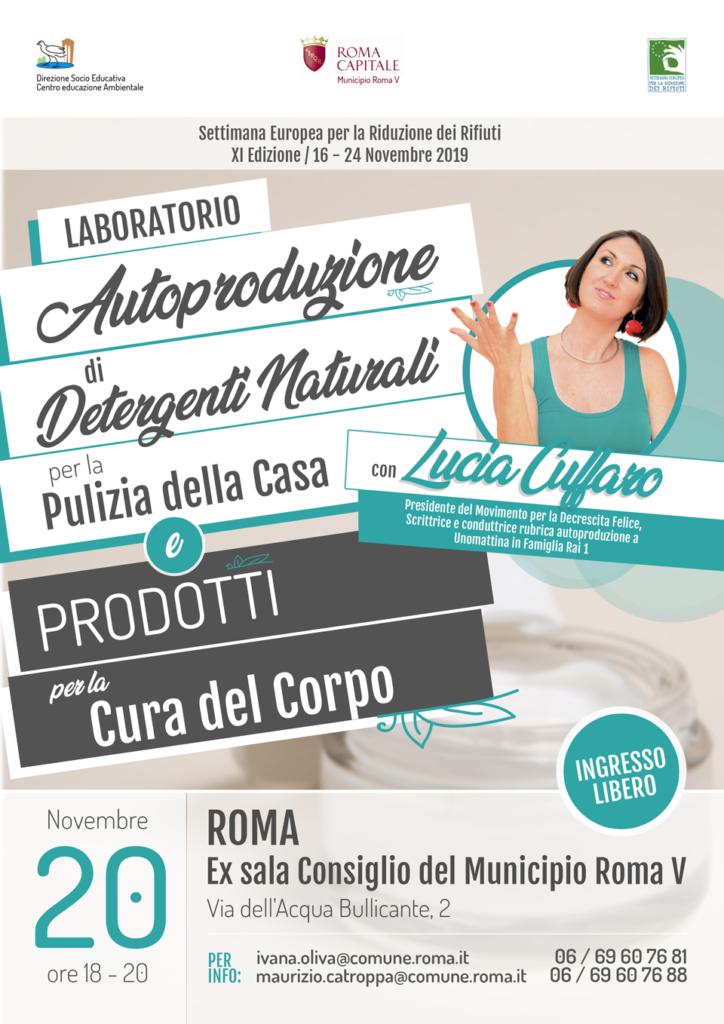 Serr 2019 - Lucia Cuffaro - Municipio Roma V