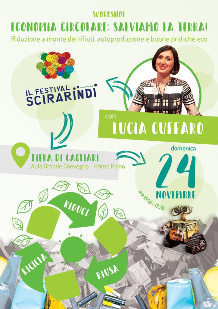 Economia Circolare - Scirarindi 2019 - Lucia Cuffaro