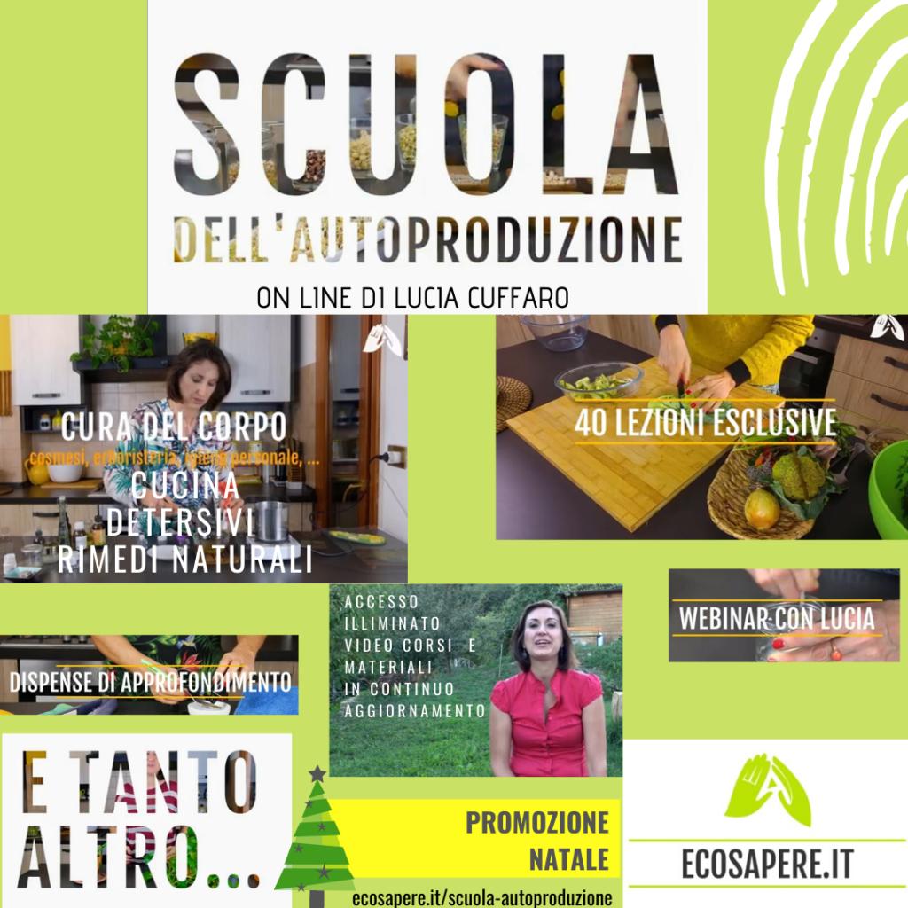 Scuola dell'Autoproduzione - Lucia Cuffaro - EcoSapere.it