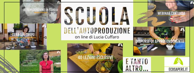 Scuola dell'Autoproduzione di Lucia Cuffaro