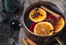 Preparato per vin brulè fatto in casa