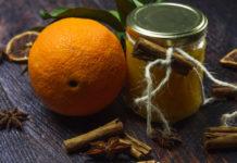scrub arancia e cannella fai da te