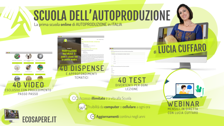 Scuola dell'Autoproduzione Online - Lucia Cuffaro