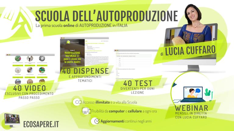 Scuola dell'Autoproduzione Online - Lucia Cuffaro