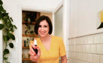 Lucia Cuffaro profumo casa