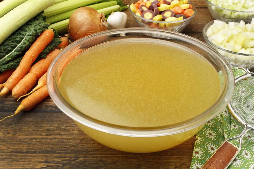 Acqua di cottura delle verdure - Fertilizzante naturale