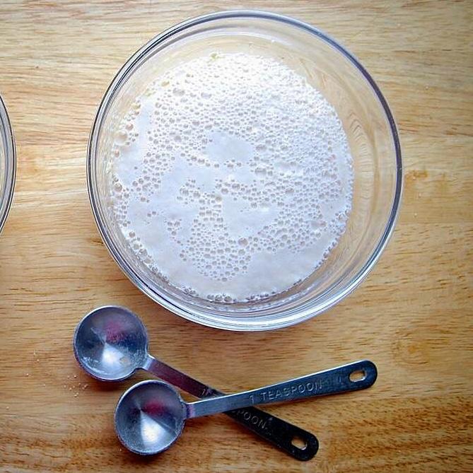 Lievito istantaneo - Limone - Bicarbonato di sodio