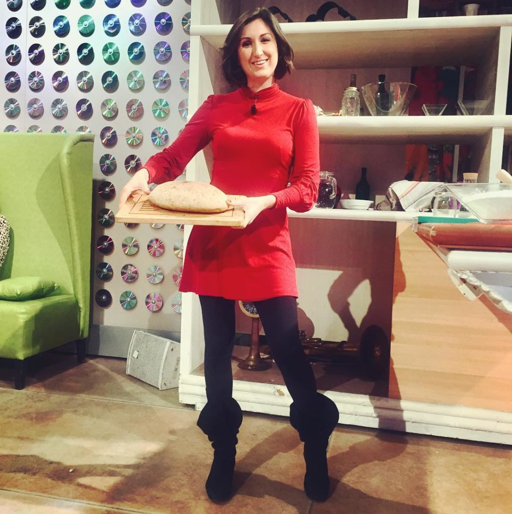 Lucia Cuffaro - Lievito istantaneo