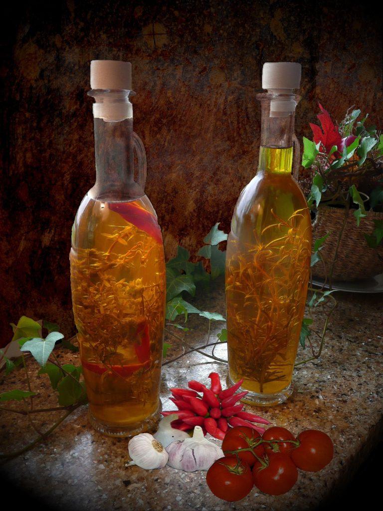 Aceto aromatizzato - Lucia Cuffaro