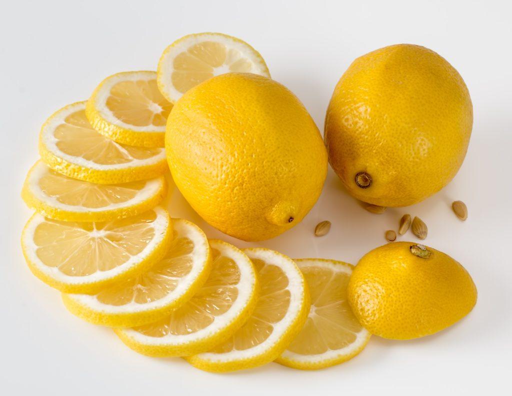 Pulizia del rame - Limone