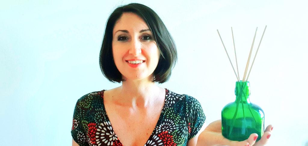 Lucia Cuffaro - Profumatore per ambienti
