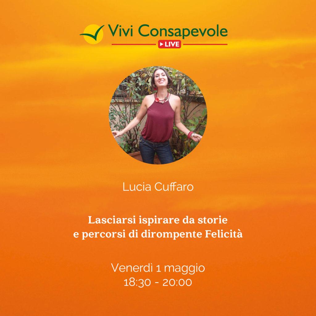 Lucia Cuffaro - Vivi Consapevole Live 2