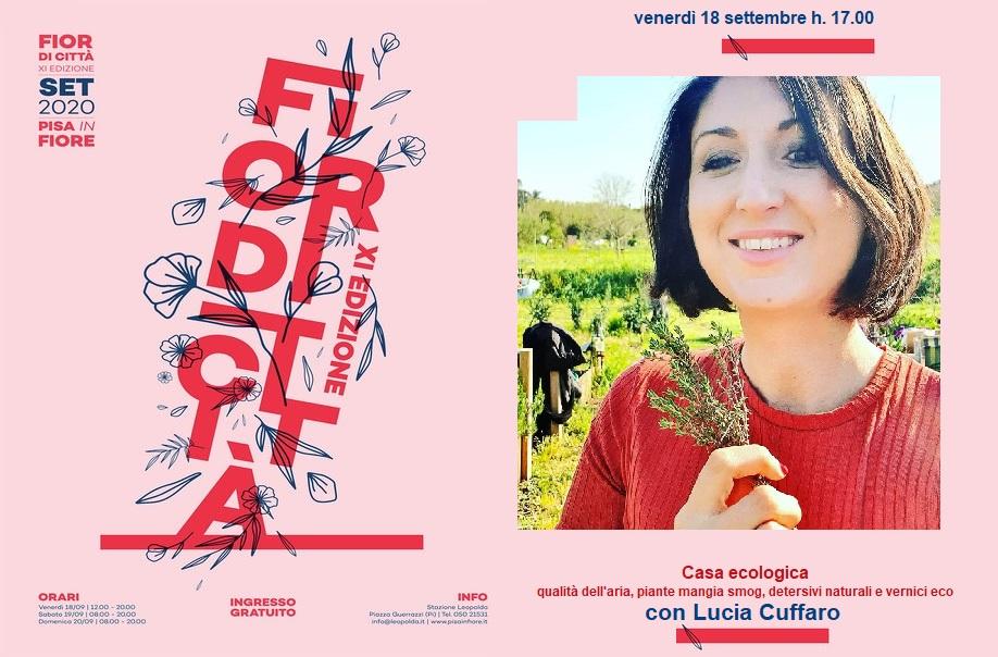 Lucia Cuffaro - Pisa in Fiore