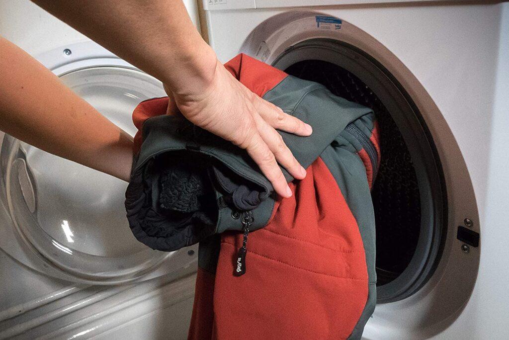 Lavaggio giacconi