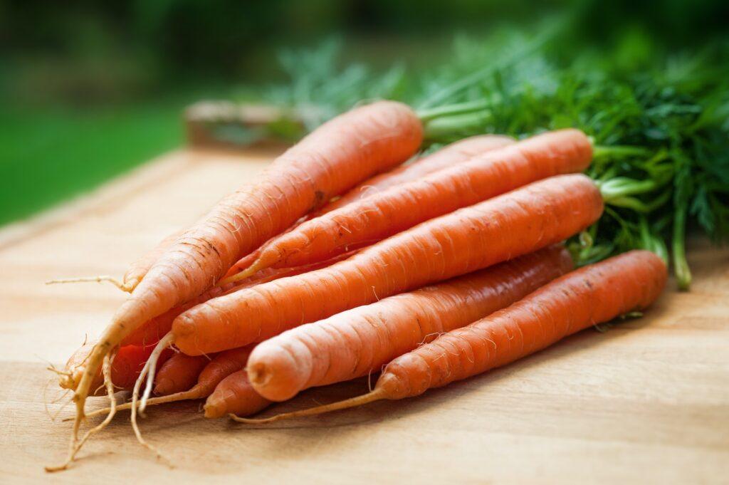 Oleolito alla carota - Carote